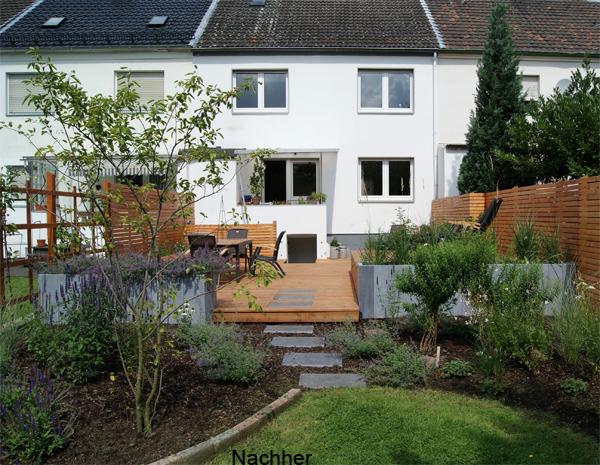 Gartengestaltung d ren gartenplanung gartengestaltung for Gartengestaltung reihenmittelhaus