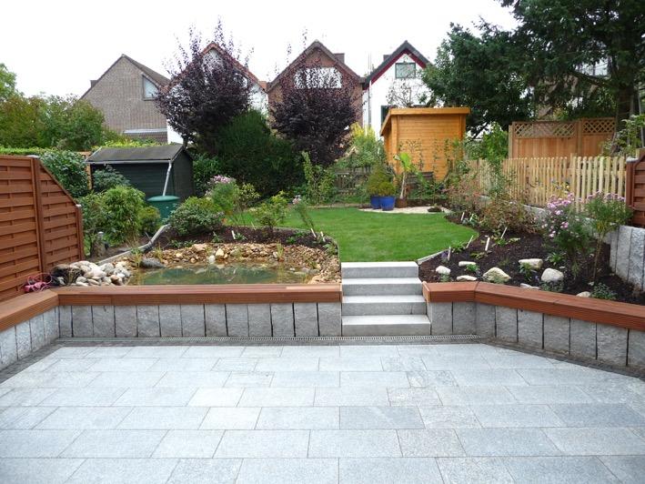 gartengestaltung-aachen-terrasse - gartenplanung, Garten ideen