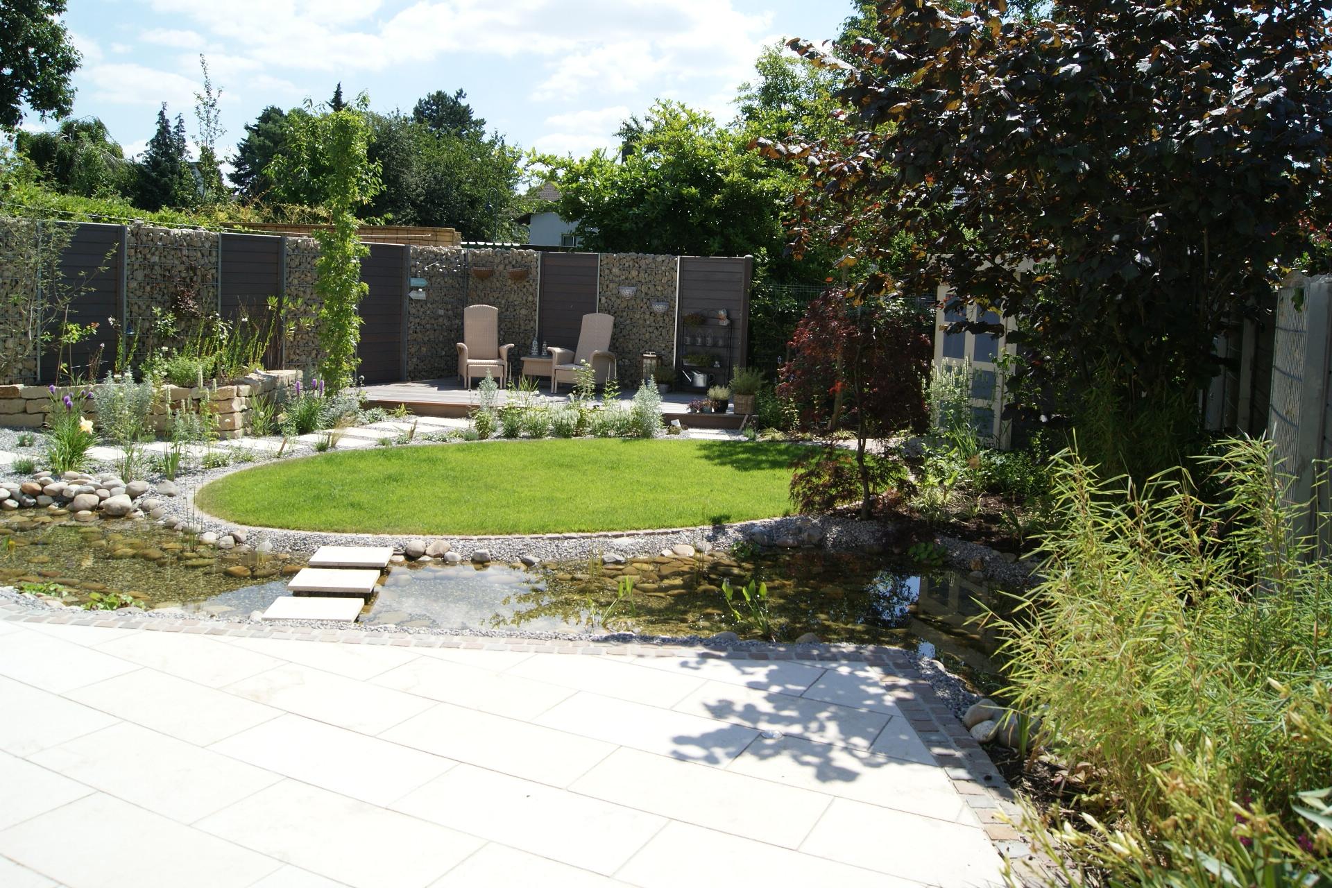 Natursteinarbeiten - Gartenschönmacher