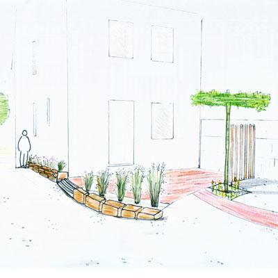 Gartenschönmacher Galerier Gartenplanung Aachen, Tobias Bass