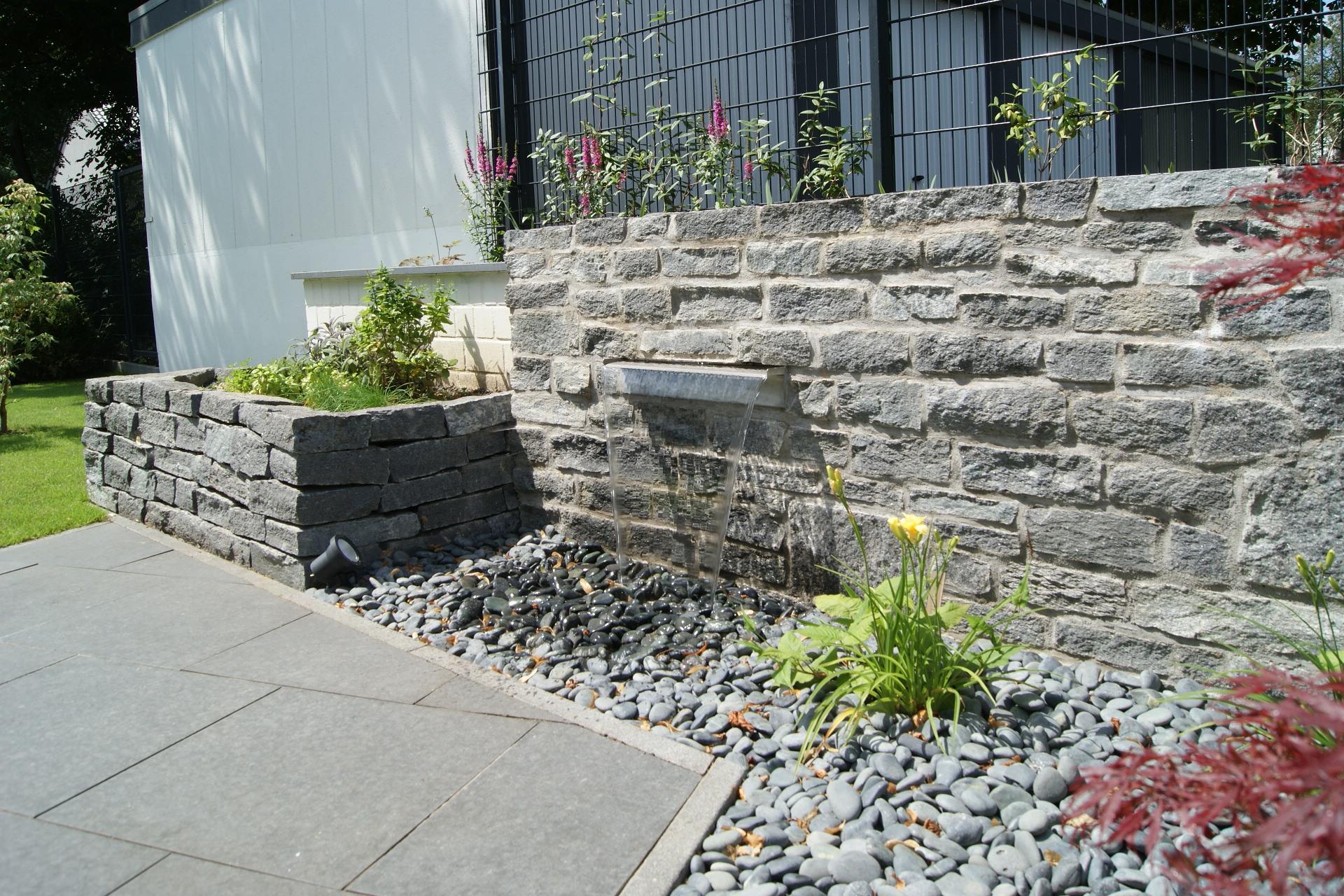 Gartenschönmacher Galerie: Wasser im Garten, Tobias Bass