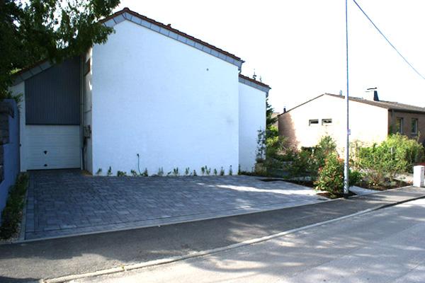 Betonsteinarbeiten Aachen 13