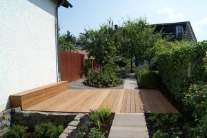 Gartenumgestaltung Aachen