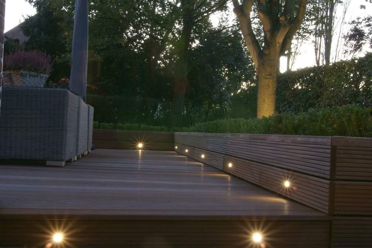 Licht im Garten 4