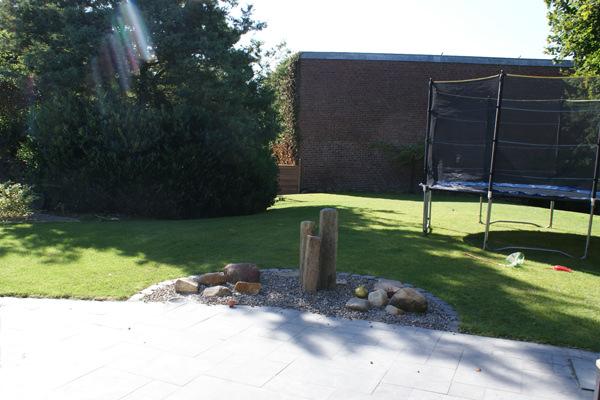 Garten Wasser Bass