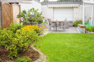 Gartenprojekt: Einfamilienhaus in Herzogenrath