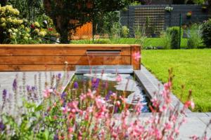 Garten Projekt: Doppelhaushälfte in Würselen